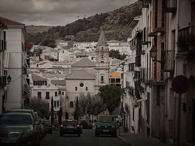 La boda de Victor y Teresa en Alcala La Real, Jaén 85