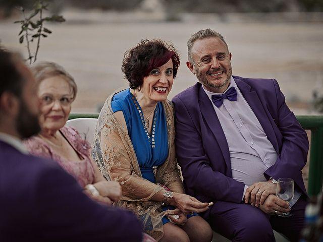 La boda de Victor y Teresa en Alcala La Real, Jaén 98