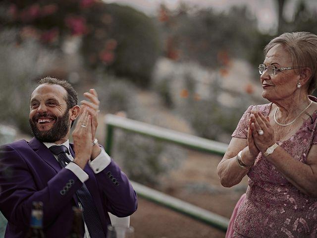 La boda de Victor y Teresa en Alcala La Real, Jaén 99