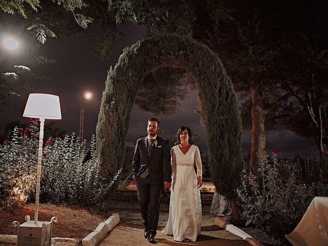 La boda de Victor y Teresa en Alcala La Real, Jaén 111