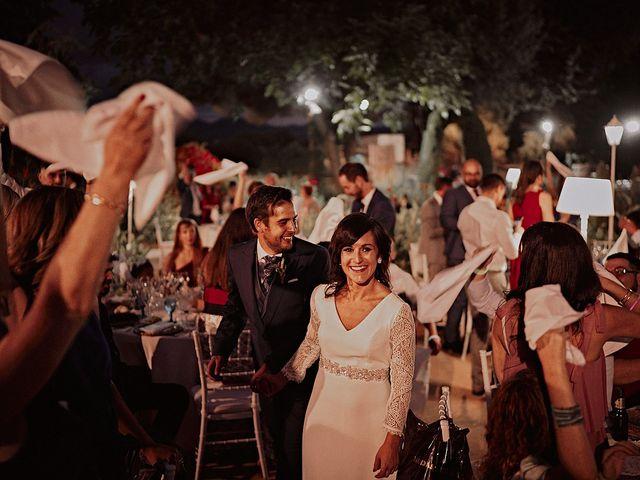 La boda de Victor y Teresa en Alcala La Real, Jaén 113