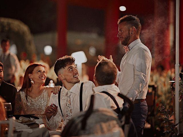 La boda de Victor y Teresa en Alcala La Real, Jaén 122