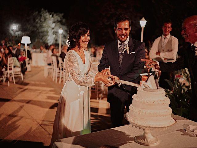 La boda de Victor y Teresa en Alcala La Real, Jaén 124