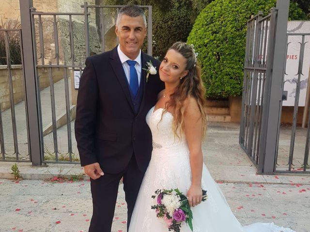 La boda de Montserrat  y David