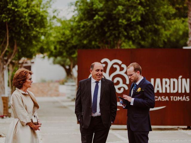 La boda de Manuel y Adriana en Cartagena, Murcia 1