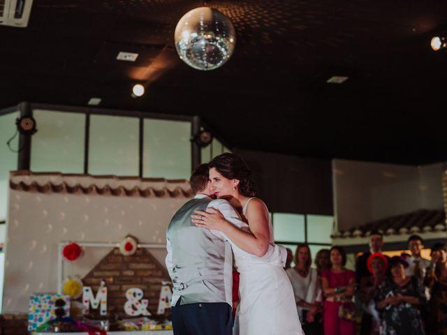 La boda de Manuel y Adriana en Cartagena, Murcia 21