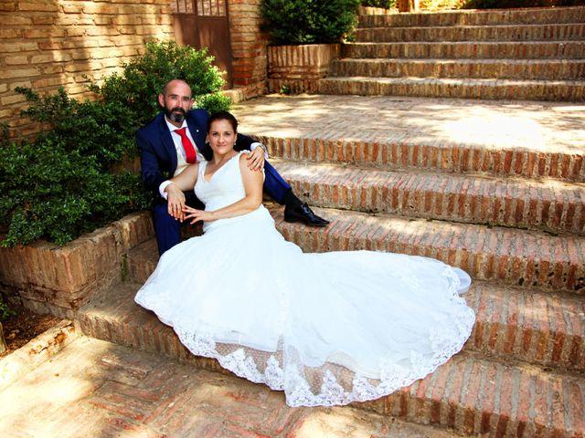 La boda de Jose y Nieves en Bailen, Jaén 15