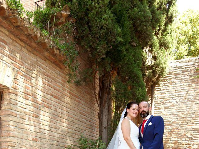 La boda de Jose y Nieves en Bailen, Jaén 16