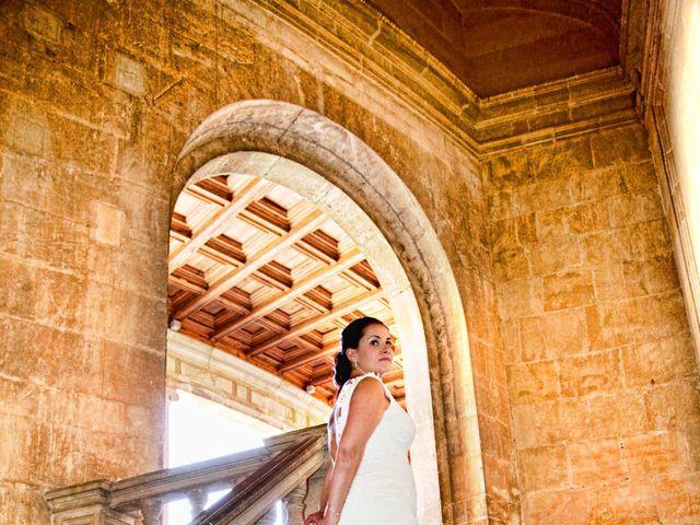 La boda de Jose y Nieves en Bailen, Jaén 2