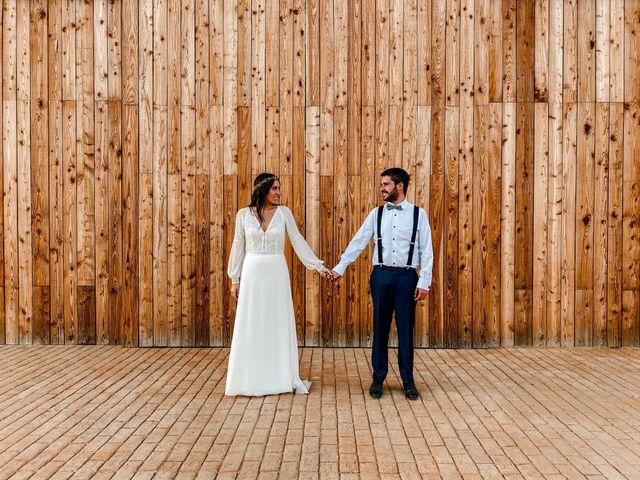 La boda de Aintzane y Asier