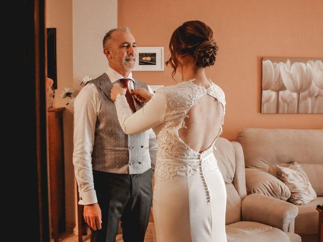 La boda de Kiko y Lourdes en Santiponce, Sevilla 14