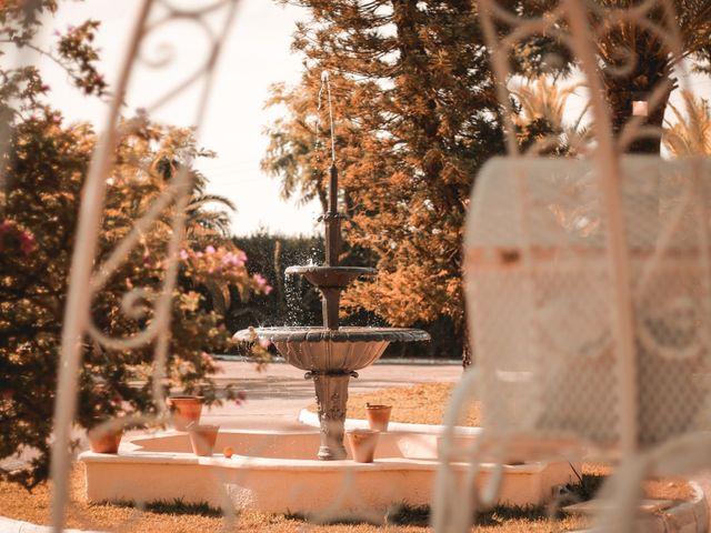 La boda de Kiko y Lourdes en Santiponce, Sevilla 20