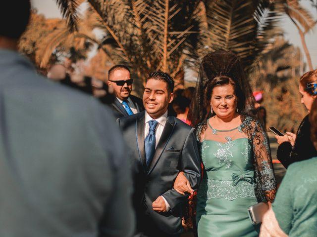 La boda de Kiko y Lourdes en Santiponce, Sevilla 22