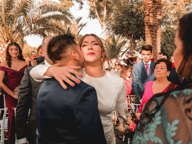 La boda de Kiko y Lourdes en Santiponce, Sevilla 24