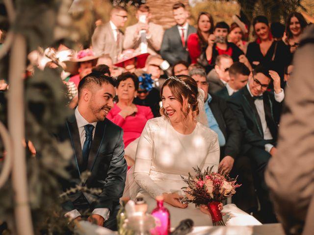 La boda de Kiko y Lourdes en Santiponce, Sevilla 26