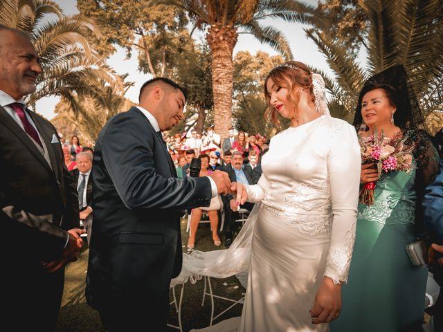 La boda de Kiko y Lourdes en Santiponce, Sevilla 27