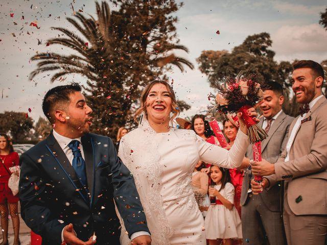 La boda de Kiko y Lourdes en Santiponce, Sevilla 29