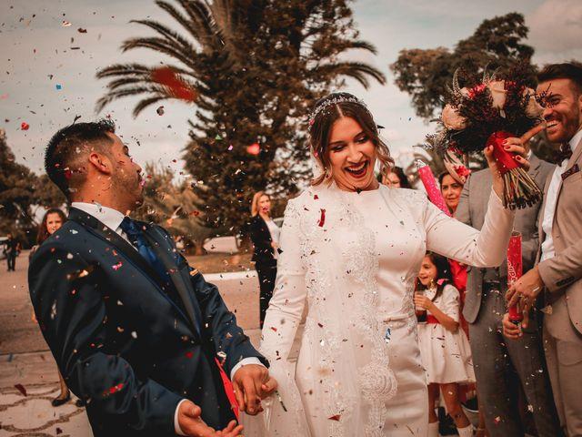 La boda de Kiko y Lourdes en Santiponce, Sevilla 30