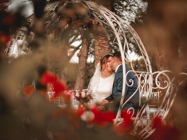 La boda de Kiko y Lourdes en Santiponce, Sevilla 34