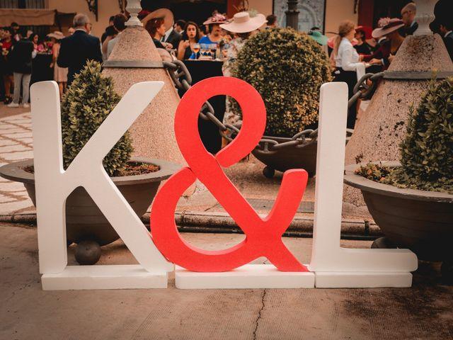 La boda de Kiko y Lourdes en Santiponce, Sevilla 35