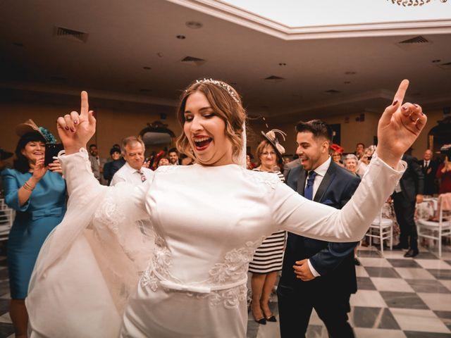 La boda de Kiko y Lourdes en Santiponce, Sevilla 36
