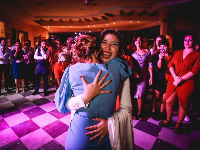 La boda de Kiko y Lourdes en Santiponce, Sevilla 46