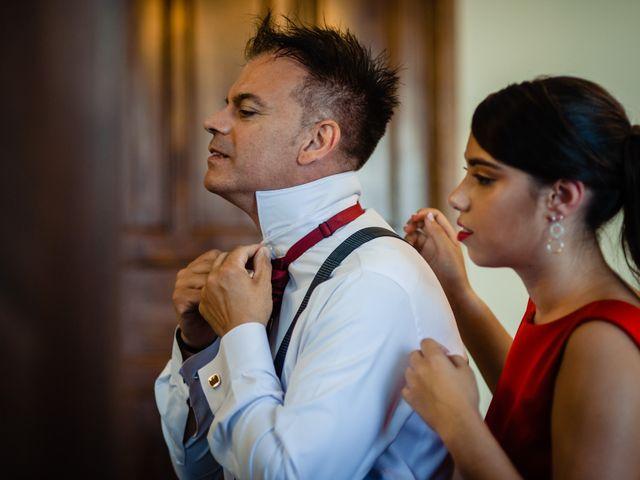 La boda de Roberto y Sonia en Boboras, Orense 17