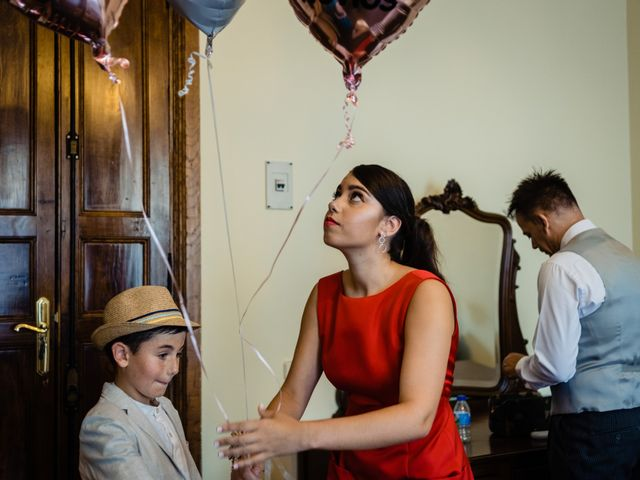La boda de Roberto y Sonia en Boboras, Orense 18