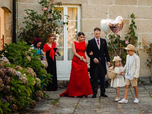 La boda de Roberto y Sonia en Boboras, Orense 21