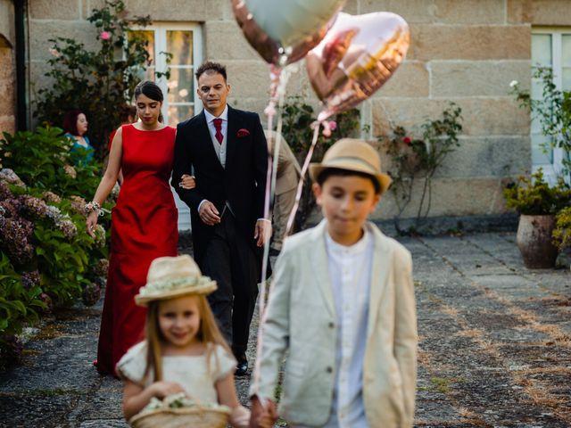 La boda de Roberto y Sonia en Boboras, Orense 22