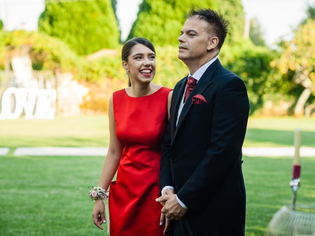 La boda de Roberto y Sonia en Boboras, Orense 24
