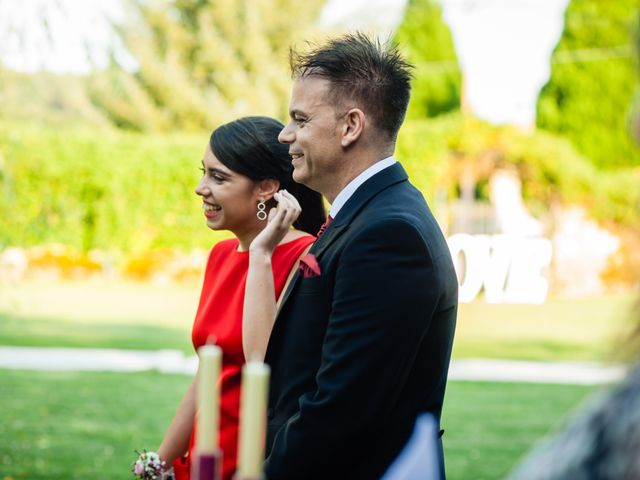 La boda de Roberto y Sonia en Boboras, Orense 25