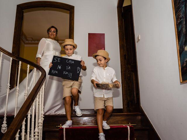 La boda de Roberto y Sonia en Boboras, Orense 28