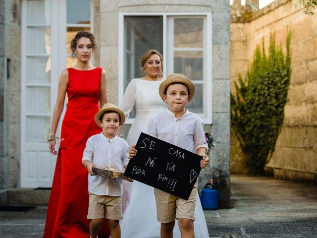 La boda de Roberto y Sonia en Boboras, Orense 29