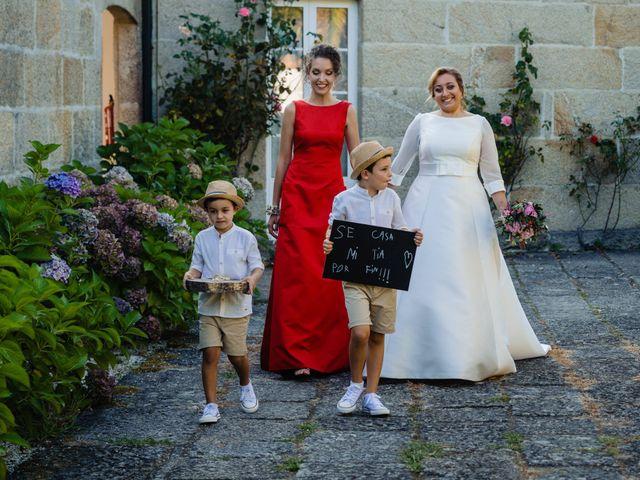 La boda de Roberto y Sonia en Boboras, Orense 30