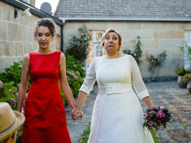 La boda de Roberto y Sonia en Boboras, Orense 31