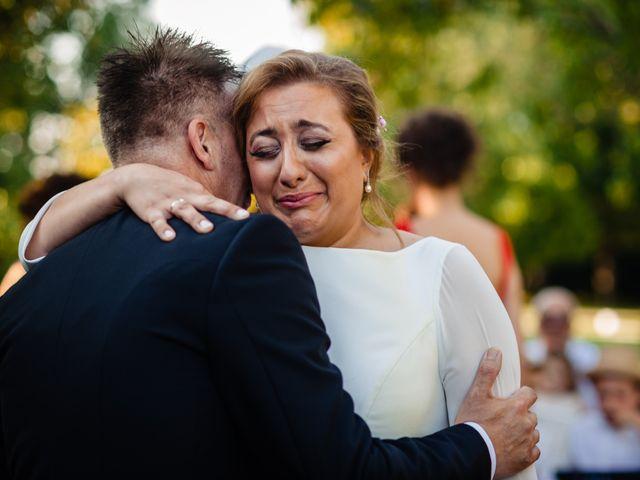 La boda de Roberto y Sonia en Boboras, Orense 32