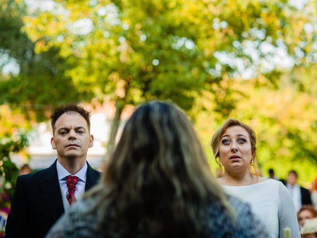 La boda de Roberto y Sonia en Boboras, Orense 33