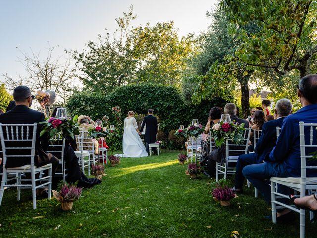 La boda de Roberto y Sonia en Boboras, Orense 34