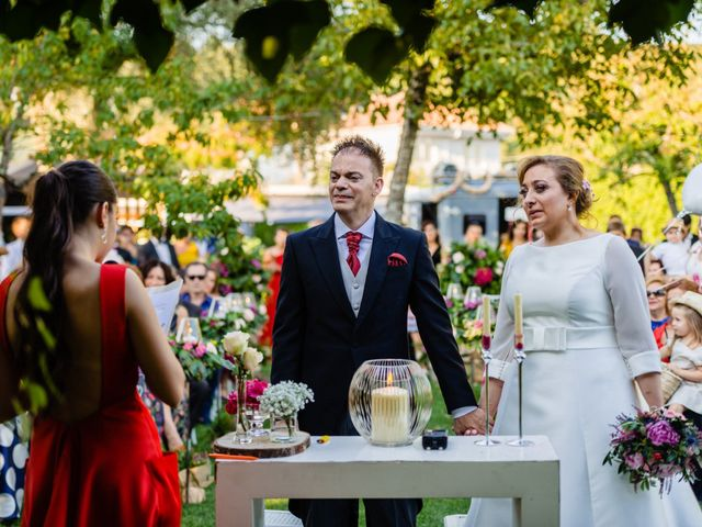 La boda de Roberto y Sonia en Boboras, Orense 35