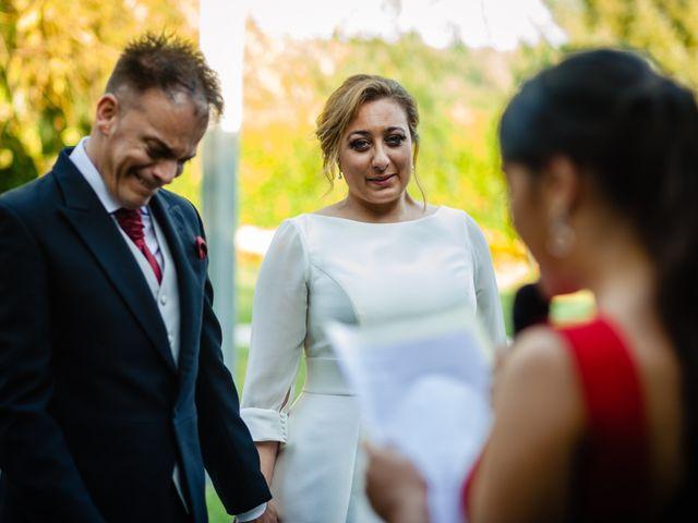 La boda de Roberto y Sonia en Boboras, Orense 36
