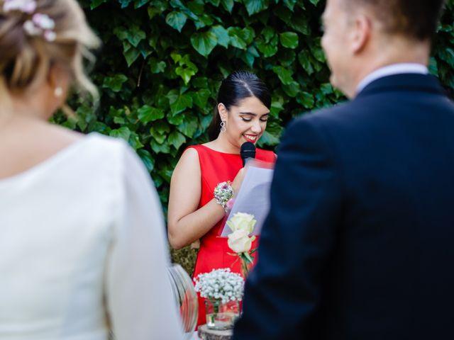 La boda de Roberto y Sonia en Boboras, Orense 37