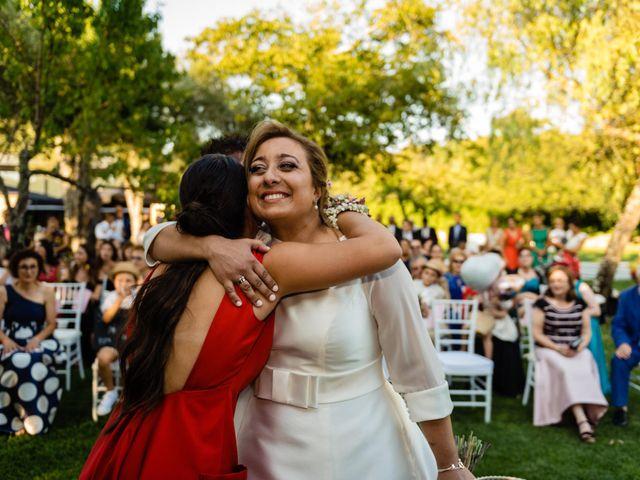 La boda de Roberto y Sonia en Boboras, Orense 39