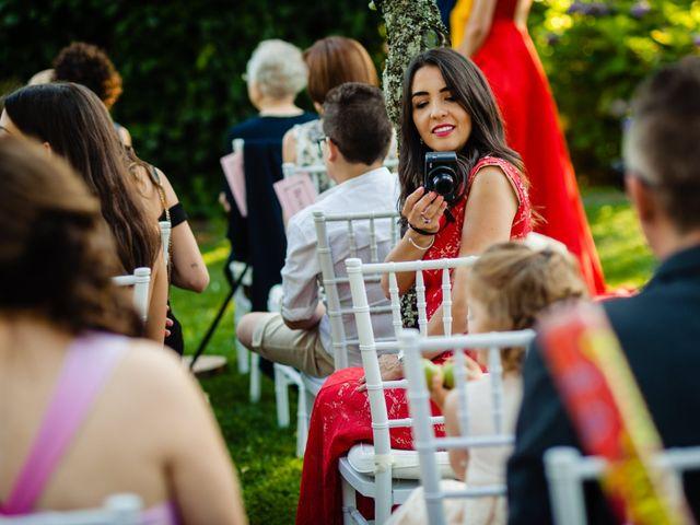 La boda de Roberto y Sonia en Boboras, Orense 40