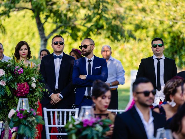 La boda de Roberto y Sonia en Boboras, Orense 42