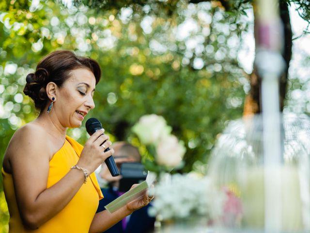 La boda de Roberto y Sonia en Boboras, Orense 45