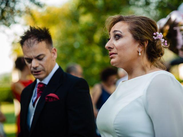 La boda de Roberto y Sonia en Boboras, Orense 46