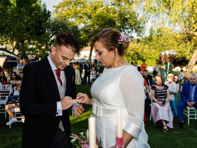La boda de Roberto y Sonia en Boboras, Orense 50