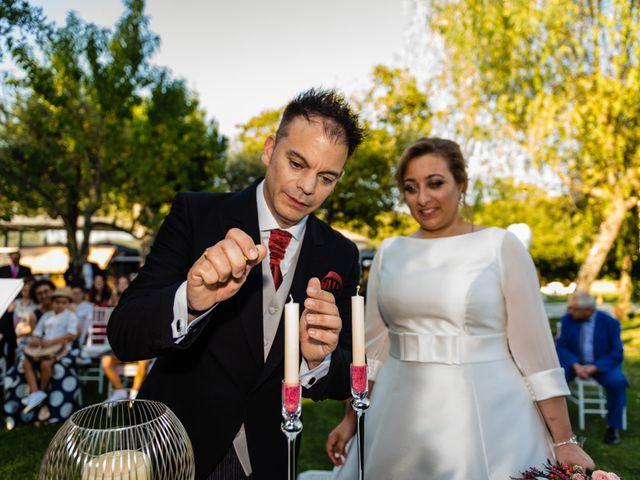 La boda de Roberto y Sonia en Boboras, Orense 51