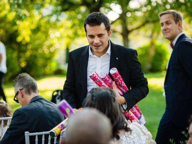 La boda de Roberto y Sonia en Boboras, Orense 54